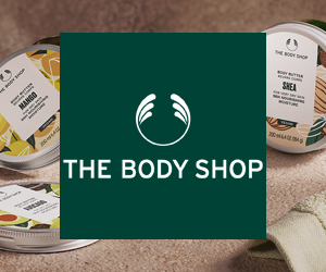 THE BODY SHOP 最大1,500円OFFクーポン