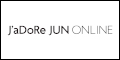 JaDoRe JUN ONLINEのポイント対象リンク