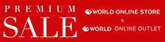 ファッション通販サイト WORLD ONLINE STORE