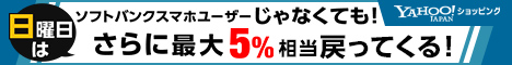 Yahoo!JAPANショッピング キャンペーン2